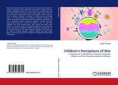 Buchcover von Children's Perceptions of War