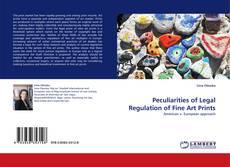 Borítókép a  Peculiarities of Legal Regulation of Fine Art Prints - hoz
