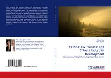 Bookcover of Technology Transfer and China's Industrial Development