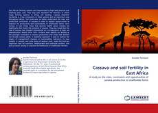 Bookcover of Cassava and soil fertility in East Africa