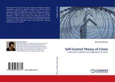 Copertina di Self-Control Theory of Crime