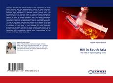 Bookcover of HIV in South Asia
