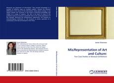 Обложка Mis/Representation of Art and Culture: