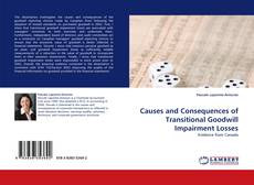 Обложка Causes and Consequences of Transitional Goodwill Impairment Losses