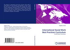 International Social Work Best Practices Curriculum kitap kapağı
