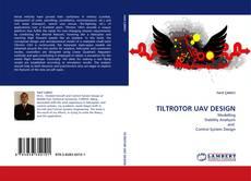 Capa do livro de TILTROTOR UAV DESIGN