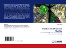 Portada del libro de Mechanism of Kinesin Motility