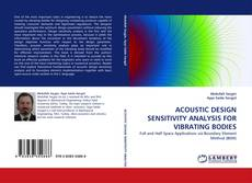 Couverture de ACOUSTIC DESIGN SENSITIVITY ANALYSIS FOR VIBRATING BODIES