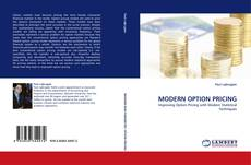 Bookcover of MODERN OPTION PRICING
