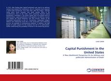 Обложка Capital Punishment in the United States