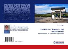 Обложка Petroleum Cleanup in the United States