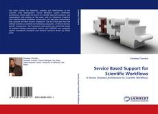 Capa do livro de Service Based Support for Scientific Workflows