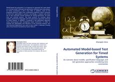 Bookcover of Automated Model-based Test Generation for Timed Systems