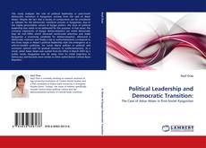 Bookcover of Political Leadership and Democratic Transition: