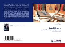 Couverture de Local Finance