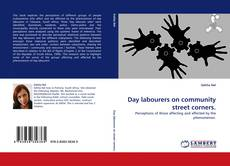 Bookcover of Day labourers on community street corners.
