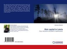Bookcover of Risk capital in Latvia