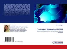 Couverture de Coating of Biomedical MEMS