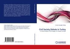 Bookcover of Civil Society Debate in Turkey
