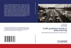 Buchcover von Traffic prediction based on plate scanning