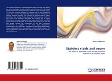 Couverture de Stainless steels and ozone