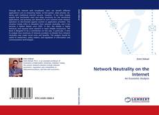 Bookcover of Network Neutrality on the Internet