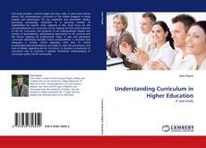 Bookcover of Understanding Curriculum in Higher Education