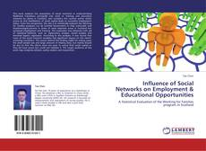 Borítókép a  Influence of Social Networks on Employment & Educational Opportunities - hoz