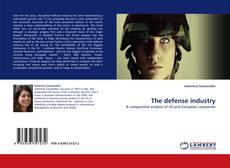 Capa do livro de The defense industry