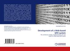 Обложка Development of a Web-based QFD system