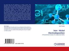Bookcover of Iron - Nickel Electrodeposition