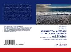 Couverture de AN ANALYTICAL APPROACH TO THE CHARACTERIZATION AND REMOVAL