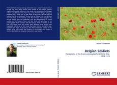 Bookcover of Belgian Soldiers