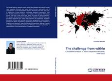 Bookcover of The challenge from within