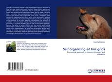 Capa do livro de Self organizing ad hoc grids