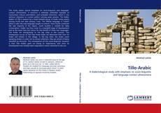 Bookcover of Tillo-Arabic