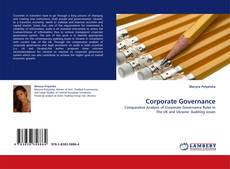Copertina di Corporate Governance