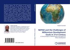 Capa do livro de NEPAD and the Challenges of Millennium Development Goals in 21st Century