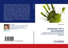 Bookcover of MANAGING THE IT RELATIONSHIP