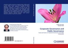 Bookcover of Corporate Governance and Public Governance