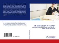 Copertina di Job Satisfaction in Teachers