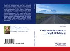 Bookcover of Justice and Home Affairs in Turkish-EU Relations