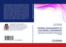 Capa do livro de THERMAL MANAGEMENT OF ELECTRONIC COMPONENTS