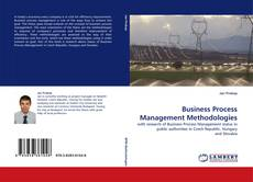Bookcover of Business Process Management Methodologies