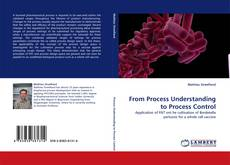 Bookcover of From Process Understanding to Process Control