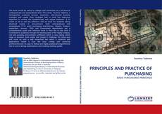 Bookcover of PRINCIPLES AND PRACTICE OF PURCHASING