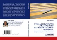 Обложка STORM AND SEWERWATER MANAGEMENT AND WASTEWATER TREATMENT AND DISPOSAL