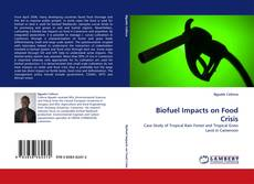 Bookcover of Biofuel Impacts on Food Crisis