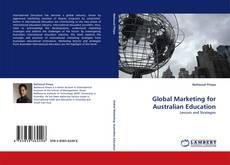 Bookcover of Global Marketing for Australian Education