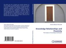 Bookcover of Knowledge Relationships and Proximity